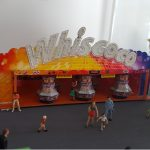 Stand cascade Whiscoco miniature