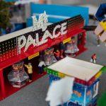 Stand cascade MJ Palace