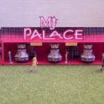 Stand miniature MJ Palace