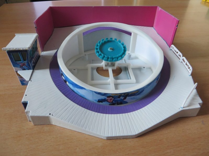 montage maquette sweety Fantaisyland