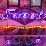 maquette sweety Fantaisyland
