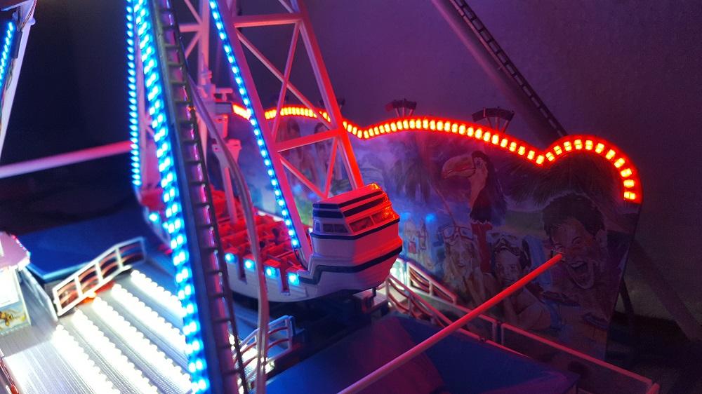 Facade funschiff