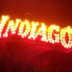 Enseigne lumineuse Indiago