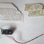 enseigne break dancer