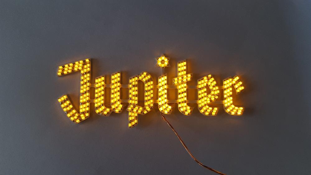 enseigne Jupiter