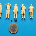 figurine regard en hauteur 1/50ème