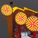 Panneaux illuminés Flipper