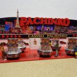 stand cascade Pachinko