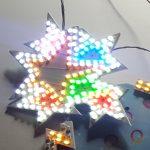 Illumination étoile Salto